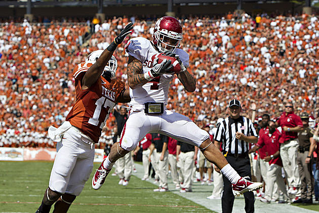 The Red River Rivalry is one of the highlights of college football season.