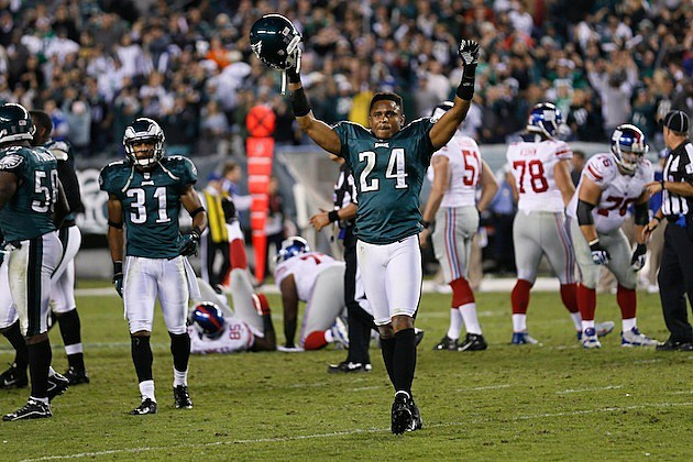 Eagles beat Giants