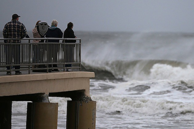Hurricane Sandy in Atlantic City