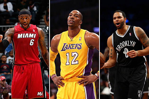 Burning Questions For The 2012-13 NBA Season