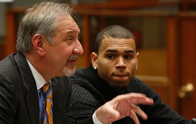 Mark Geragos Chris Brown