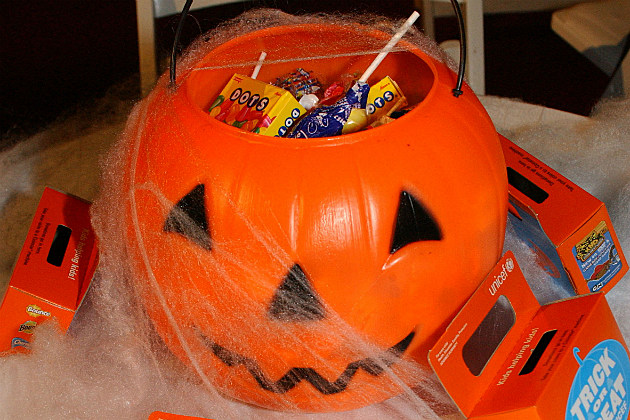 Study Says Kids Want Less Candy for Halloween