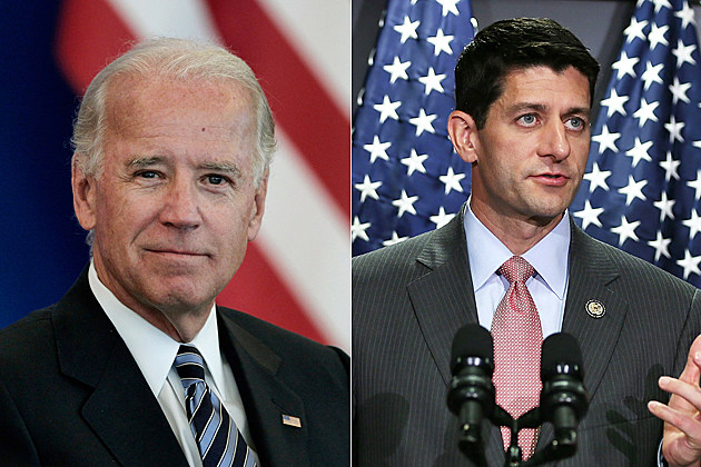 Joe Biden Paul Ryan