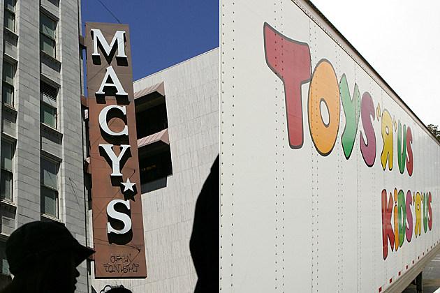 Macy's / Toys R Us