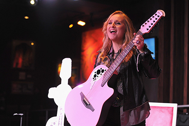 Melissa Etheridge Walk Of Fame Fan Event