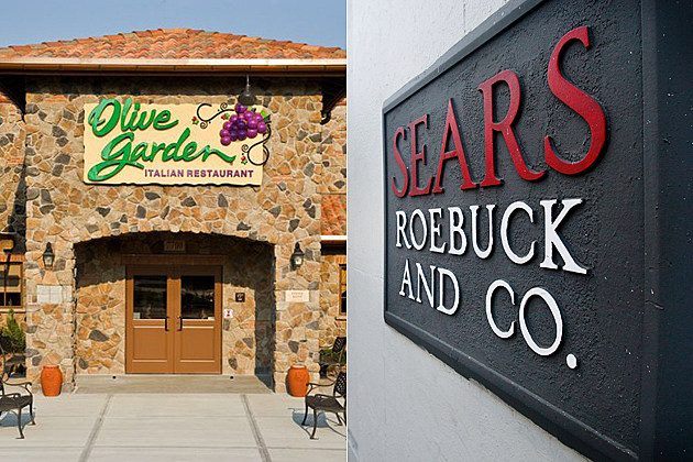 sears olive garden