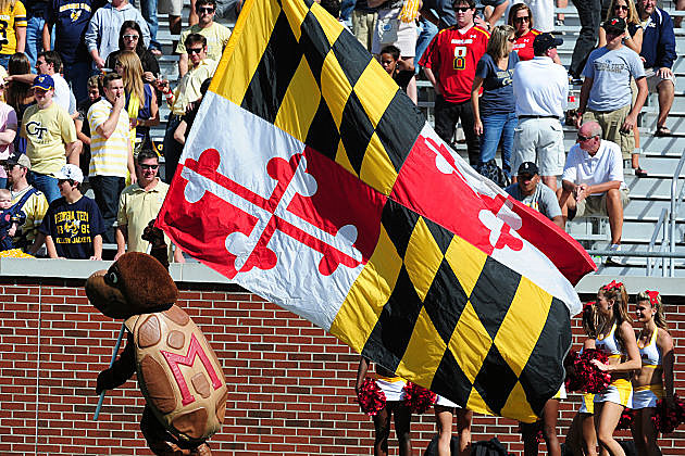 Maryland will join the Big Ten in 2014.