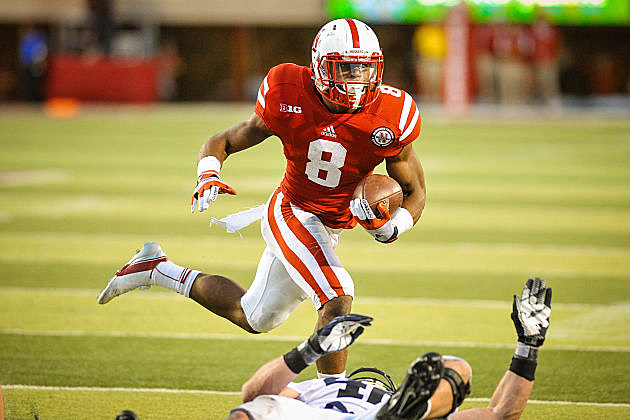 Ameer Abdullah and Nebraska control their own path to the Rose Bowl.