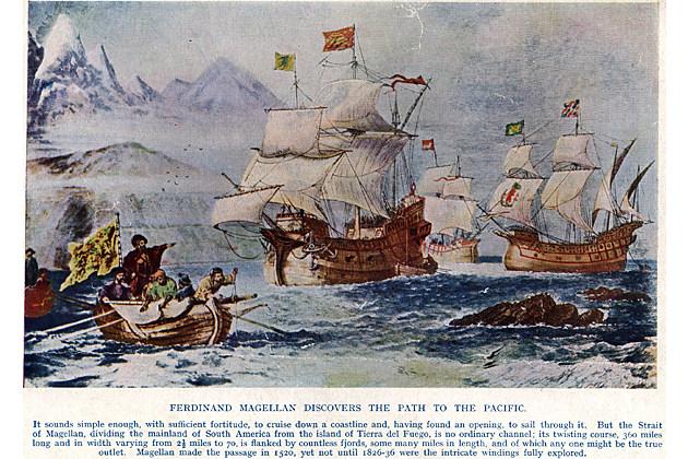 Ferdinand Magellan ship