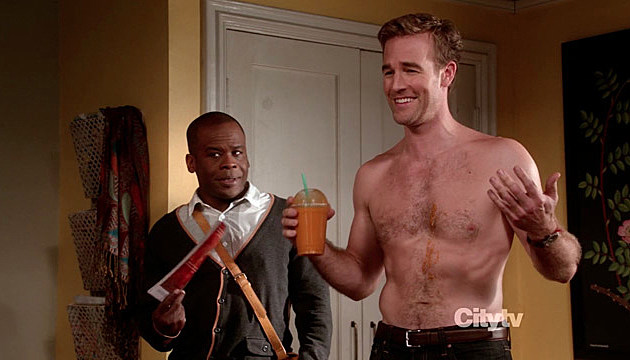 James Van Der Beek1