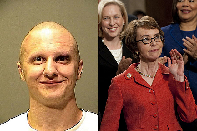 Jared Loughner Gabby Giffords
