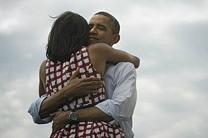 Obama victory tweet photo