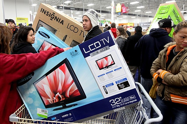 Holiday shoppers ready to spend