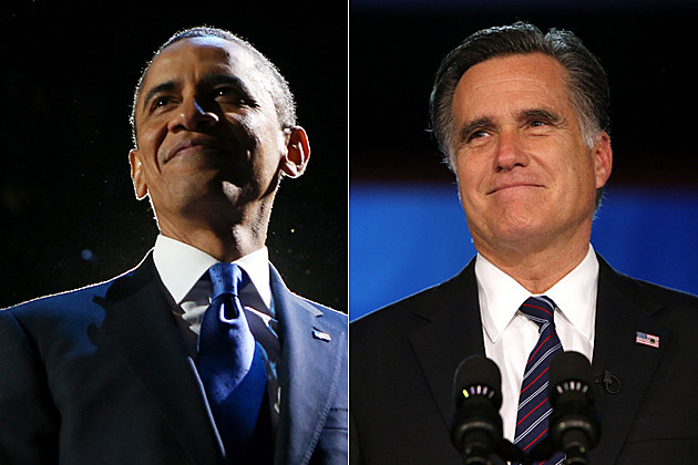Election 2012 Photo Gallery