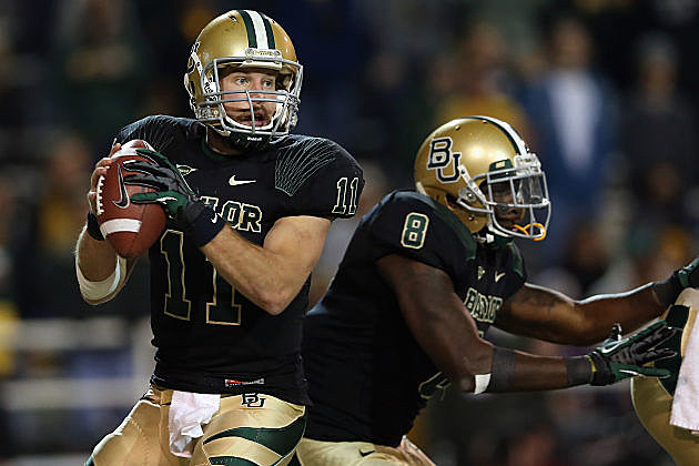 Nick Florence and Baylor bring the nation's best offense into bowl season.