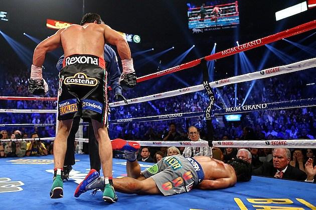 Juan Manuel Marquez Knockout Manny Pacquiao