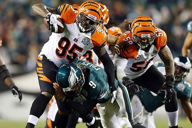 Bengals Rout Eagles