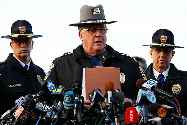 Newtown Shooting Press Conference