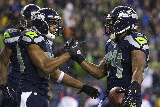 Seahawks Clinch Playoff Spot