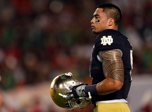 manti te'o and the media