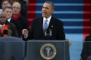 Barack Obama 2013 Inauguration