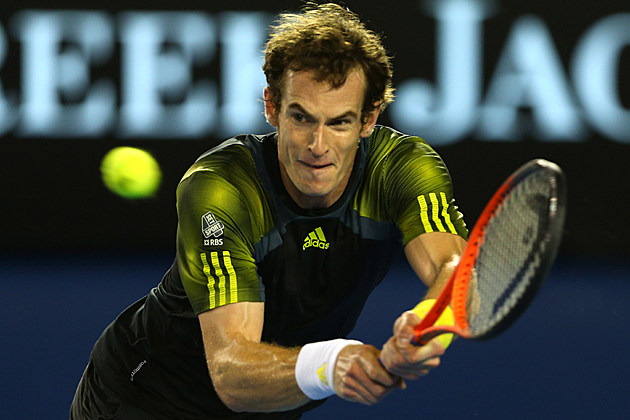 Andy Murray Australian Open