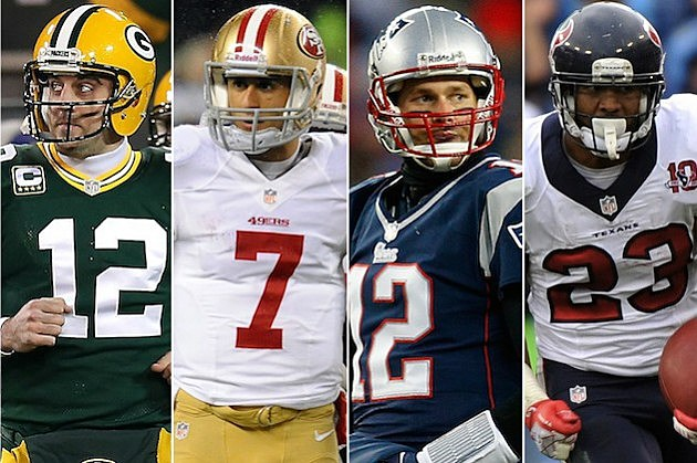 NFL Playoffs Divisional Preview