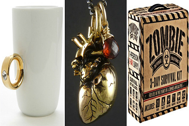 There are a few gifts you may not have considered for Valentine's Day.