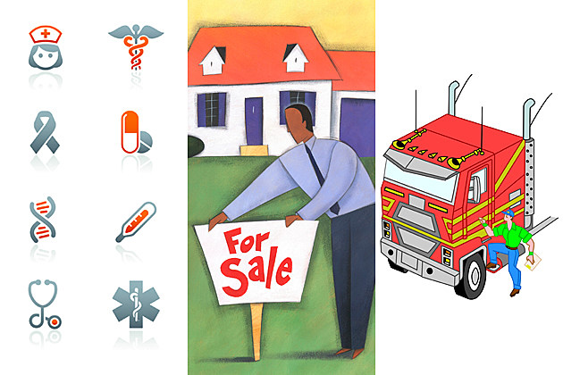 health care real estate trucking