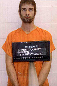 Eddie Ray Routh mug shot