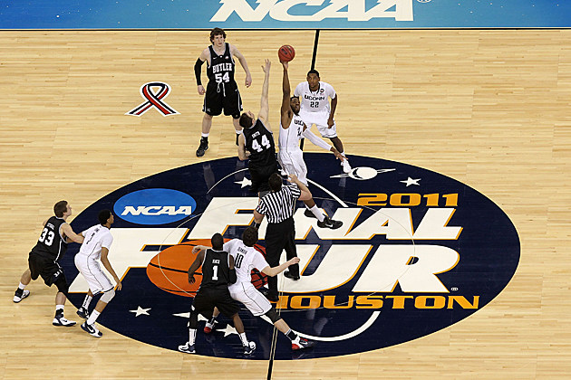 NCAA Men's Championship Game - Butler v UConn