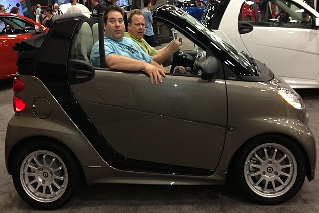 Jeremy Smart Car