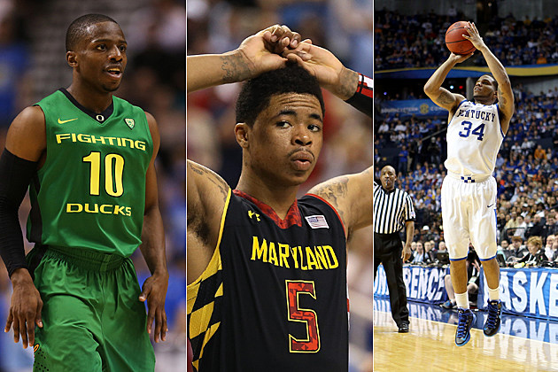 NCAA tournament snubs