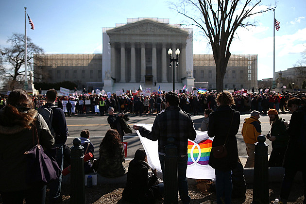 Supreme Court DOMA hearing