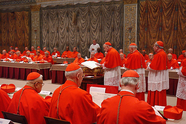 Cardinals Begin Deliberations For A New Pope