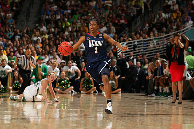NCAA Women's Final Four - UCONN v Notre Dame