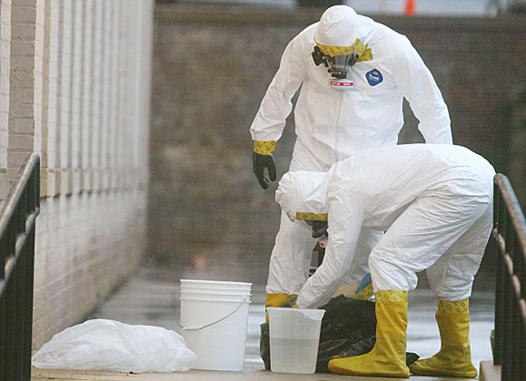 Ricin Found In U.S. Senate