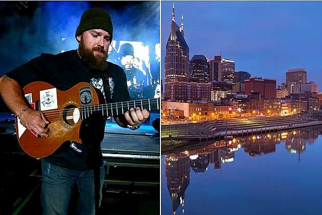Zac Brown in Nashville