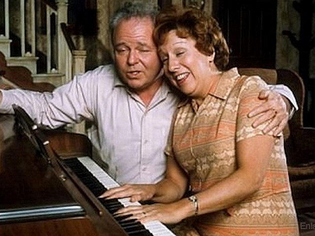 Jean Stapleton - All in the Family