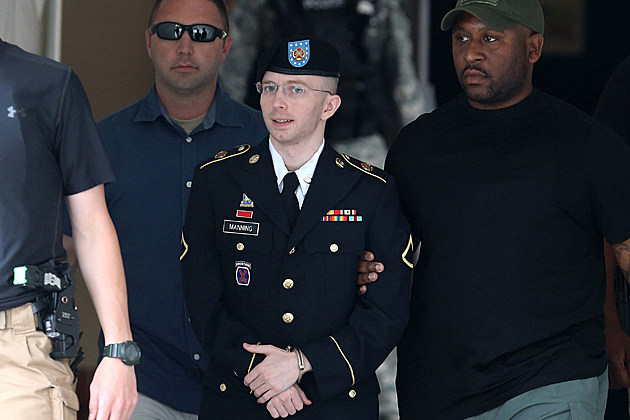 Verdict Delivered In The Court Martial Of Bradley Manning
