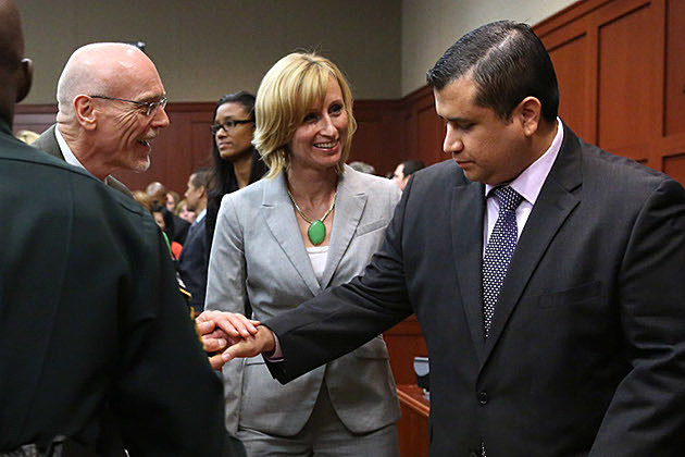 George Zimmerman Found Not Guilty in Trayvon Martin Case