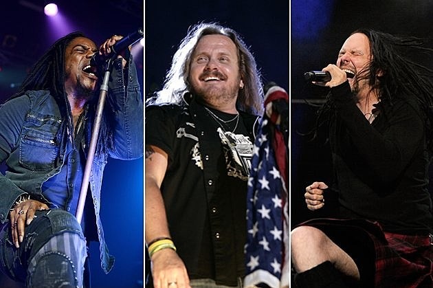 Sevendust, Lynyrd Skynyrd, Korn Live at Rock Jam