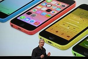 Tim Cook discusses iPhone 5C