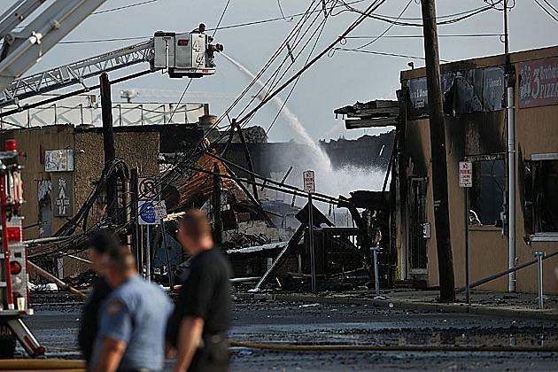 Jersey Shore Fire