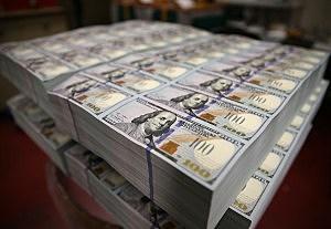 stack of new 100-dollar bills