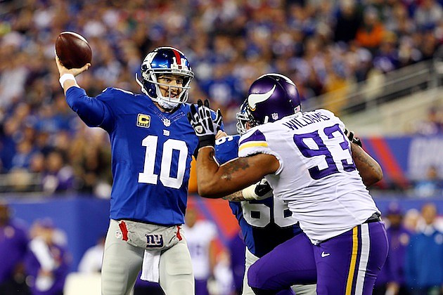 Minnesota Vikings v New York Giants