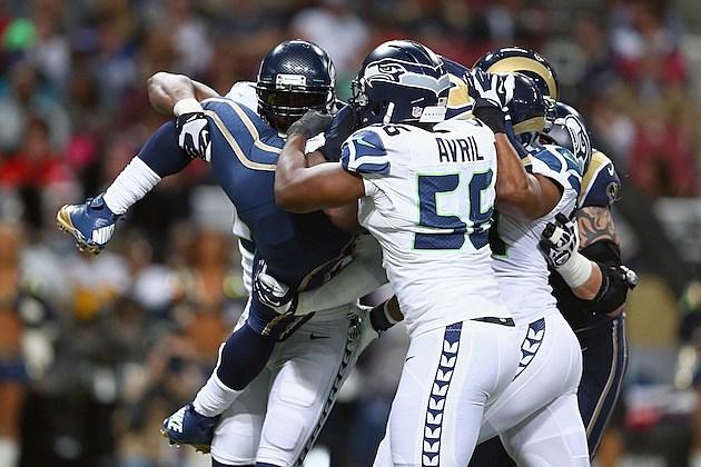 Seahawks - Rams