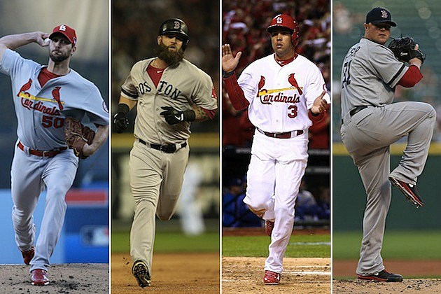 2013 World Series Preview