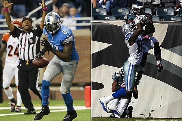 Calvin Johnson Dez Bryant