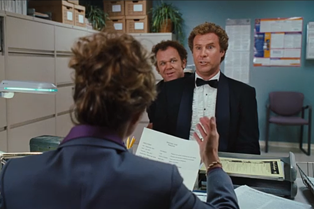 Step Brothers Interview Step brothers job interview